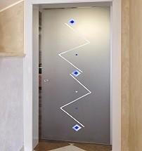 vetri artistici per porte | vetri artistici - Disegni Moderni Per Porte In Vetro